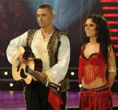 Крум Савов и Мария Агапиу