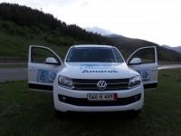 Новият VW Amarok на тест драйв в България - видео