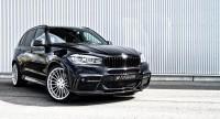 BMW X5 срещу камион (видео)