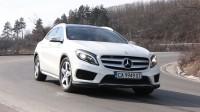 Зад волана на Mercedes GLA: А-класата порасна до SUV (видео)
