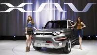 SSangYong ще създаде конкурент на Jeep Wrangler?
