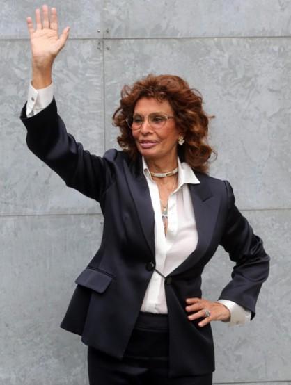 София Лорен