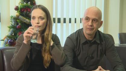 Ирена Милянкова и Никола Чолаков