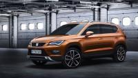 Seat разкри своя първи SUV модел - Ateca