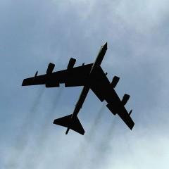 Американски стратегически бомбардировач Б-52 | Качено на 21.04.2016 в 10:11 часа | Getty Images/Guliver