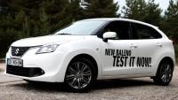 Suzuki Baleno ще се продава и с емблема на Toyota