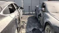2 автомобила на Tesla се самозапалиха