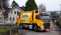Volvo прави автономен боклукчийски камион