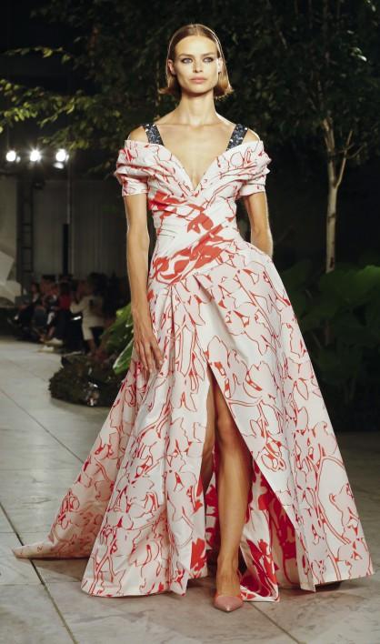 Carolina Herrera, пролет/лято 2018