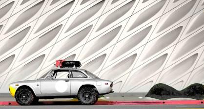 Тунингованата Alfa Romeo 2000 GTV