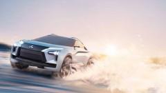 Mitsubishi Evo става SUV<br /> 19 снимки