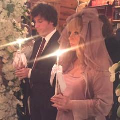 Алла  (68) и Галкин се венчаха, честитки от Киркоров<br /> 15 снимки