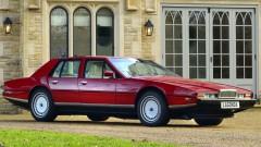 Космическият кораб на 80-те - Aston Martin Lagonda<br /> 22 снимки