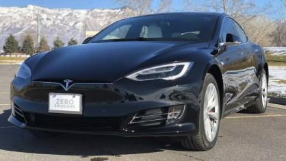 Armormax Tesla Model S P100D