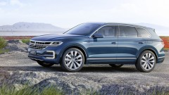 Новият VW Touareg дебютира на 23 март<br /> 1 снимки