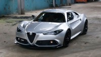 Как може да изглежда новата спортна Alfa Romeo