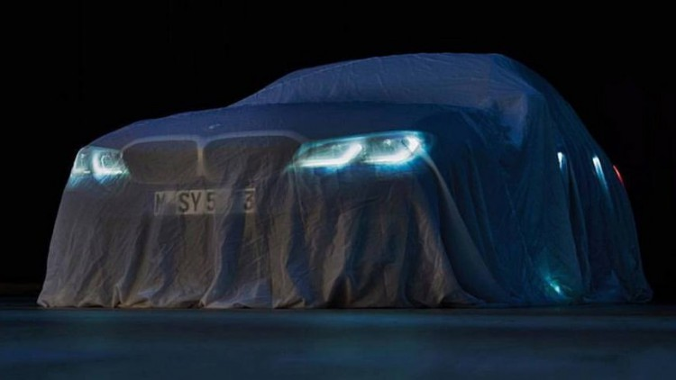 BMW 3 Series Official Teaser