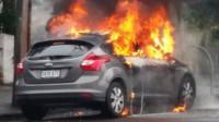 Масови самозапалвания на Ecoboost двигатели на Ford