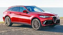 Задава се нов модел на Alfa Romeo<br /> 1 снимки