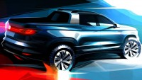 Volkswagen ще пусне градски пикап
