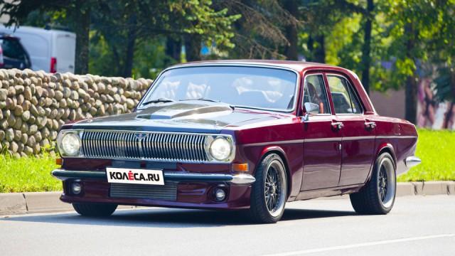От 0 до 100 км/ч за 4.5 секунди с Волга